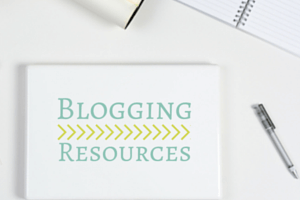 Miss Information's Blogging Resources Page