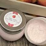 Apple Shea Butter Salt Scrub Recipe