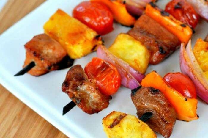 Asian marinade for pork tenderloin