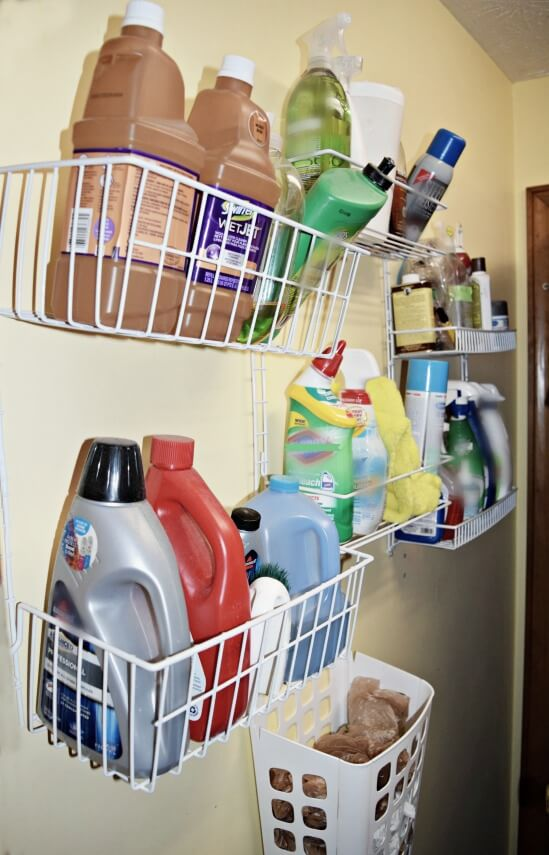 laundry-room-redo-renovation-ikea-proctor-and-gamble-P&G-downey-tide-teach-kids-laundry-3