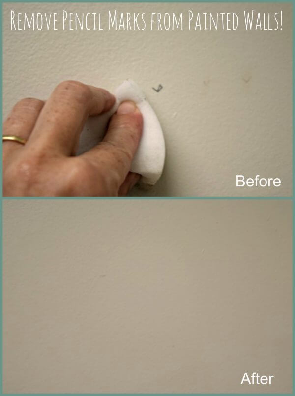 Clean your washing machine with a Magic Eraser in no time flat to get rid of the grime