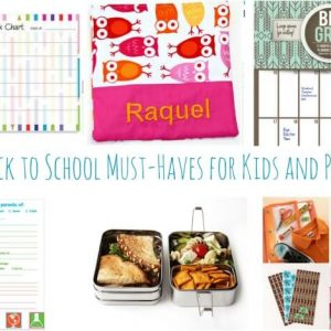 Back to School Must Haves