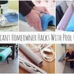10 Brilliant Homeowner Hacks for Pool Noodles