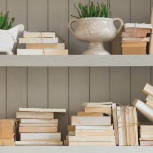 Books Gone Wild? How to Organize Books