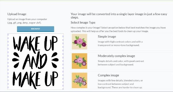 How to upload and cut custom images in Cricut Design Space with your Cricut Explore to make custom Cricut Crafts