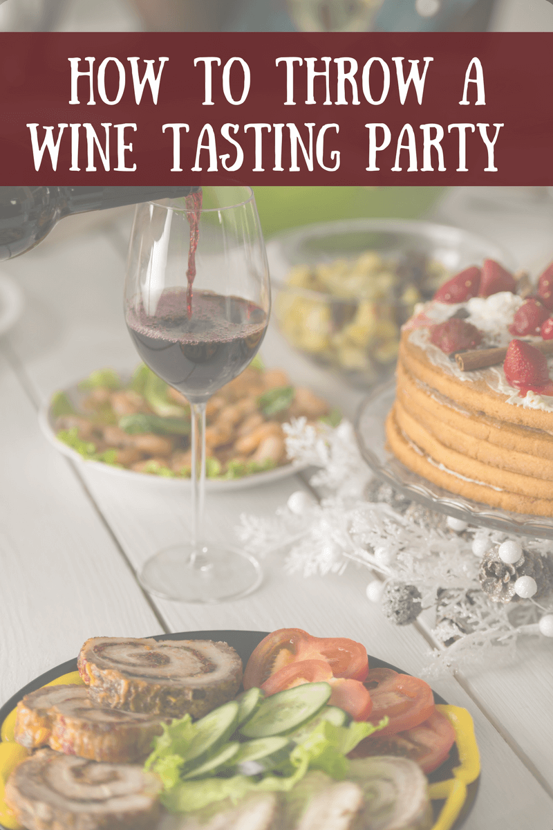 Throw a wine tasting party with these tips to save money and have fun! There's even a printable wine party tasting scorecard that any novice can fill out.