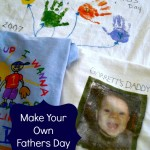 Make Your own Fathers Day T-shirts for $5.99