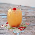 Agua Loca - This sweet & fruity drink has just 2 ingredients! It