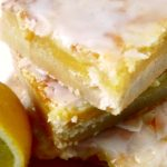 This easy lemon bar recipe is perfect for spring and summer and it