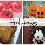 Craft ideas and recipes for major holidays, including Christmas,Thanksgiving, Halloween, Easter, Valentines Day and more! Get your holiday inspiration here!