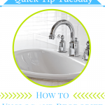 How to Unclog and Deodorize your sinks naturally - Miss Information