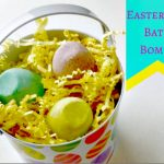Copycat Lush Bath Bombs I love these shaped like Easter Eggs, but you could make them in any shape!