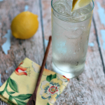 The hint of sweet from elderberry makes this vodka tonic clean and refreshing!