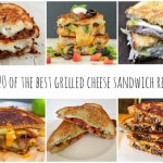 Recipe for over 20 of the best grilled cheese sandwiches to really kick up your plain old sandwich!