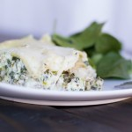Featured on the Today Show Blog this chicken artichoke lasagna is one of the best crockpot recipes ever!