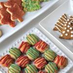 Tips for throwing the best cookies swap party and a recipe for Dulce de Leche Nilla Bites