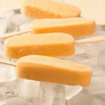 Just 3 ingredients and you can make these fresh mango popsicles any time of year