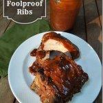 Foolproof BBQ Ribs - Miss Informaiton