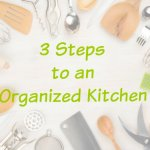 These Kitchen Organization Tips will have everything consolidated, in place, and clutter free in no time for a cleaner more workable kitchen.