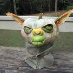 Make a Yoda Pumpkin - Miss Information